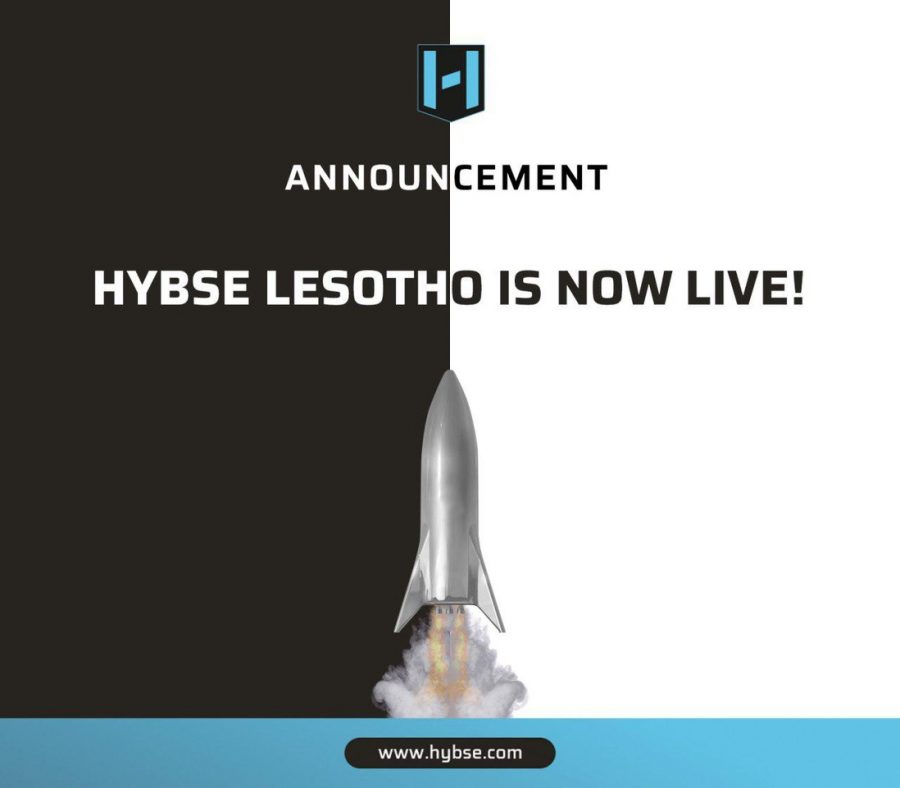 HYBSE Lesotho [PTY] Ltd. launches new Stock Exchange!