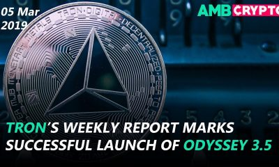Crypto News - 5th March- Cryptopia relaunches website, Bitcoin's LN reaches Israel and more