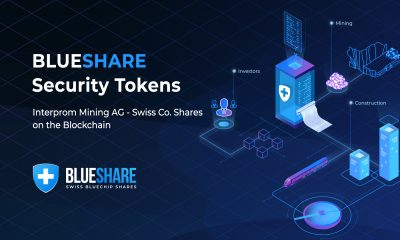 Blueshares brings forward a STO, providing investors with a quick way to own shares of well-established companies with decades of experience!
