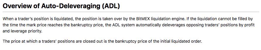 Liquidated Bitmex