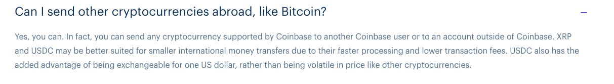 Source: Coinbase