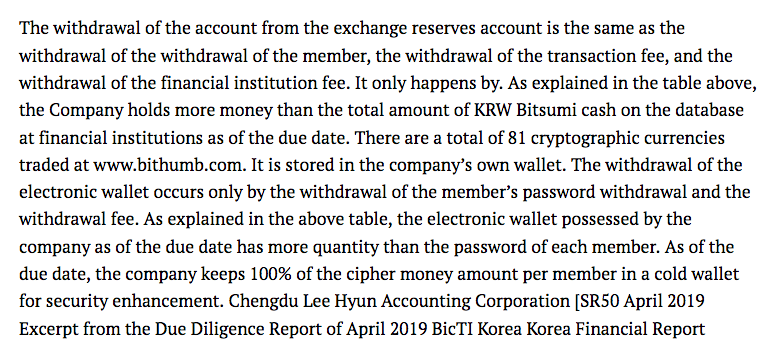 Source: Bithumb
