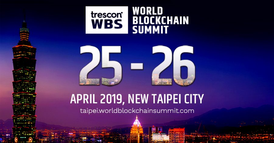 New Taipei City Mayor, Hou Yu-Ih to address World Blockchain Summit this April