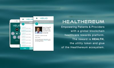 Healthereum, the blockchain platform for modern healthcare