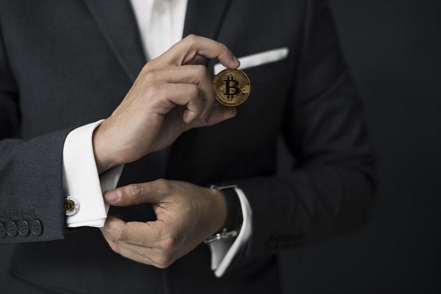 Bankers meet Bitcoiners
