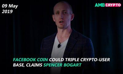 Spencer Bogart on Facebook Coin, Bitcoin breaches $6000 and more