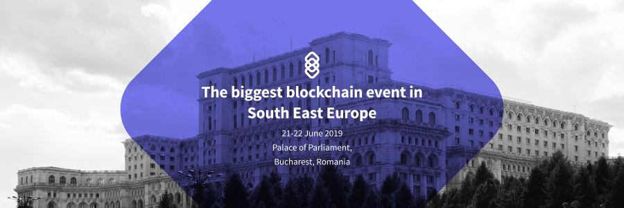 Romania Blockchain Summit, one of Europe's biggest Blockchain events, to take place on June 21-22, in Bucharest!