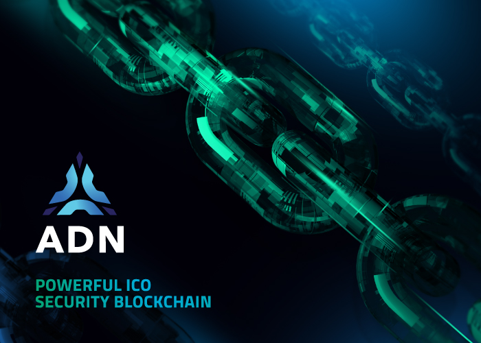 Introducing ADN - A Powerful ICO Security Blockchain