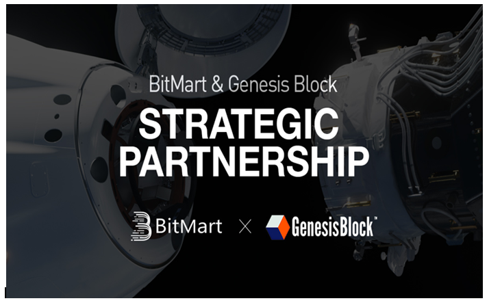 BitMart and Genesis Block announce strategic partnership