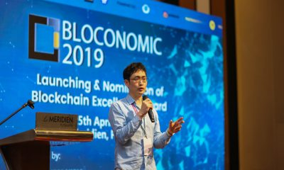 Thought Leaders, Blockchain enthusiasts gathered in successful Bloconomic Excellence Award