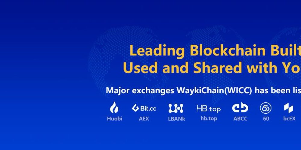 Hundreds of Million Flow into Crypto Market? Unprecedented Tie-Up of WaykiChain [WICC] ✕ CTFEX thumbnail
