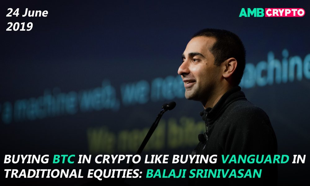 Facebook's Libra hit by more accusations, Balaji Srinivasan on BTC investment and more thumbnail