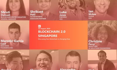 Clavent is coming up with Blockchain 2.0 in Singapore