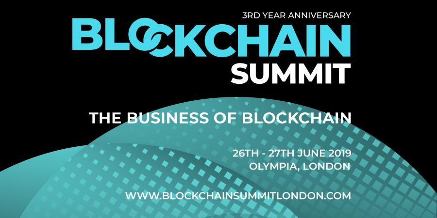 Olympia gears up for Blockchain Summit; Join the leading Blockchain for Business event in Europe