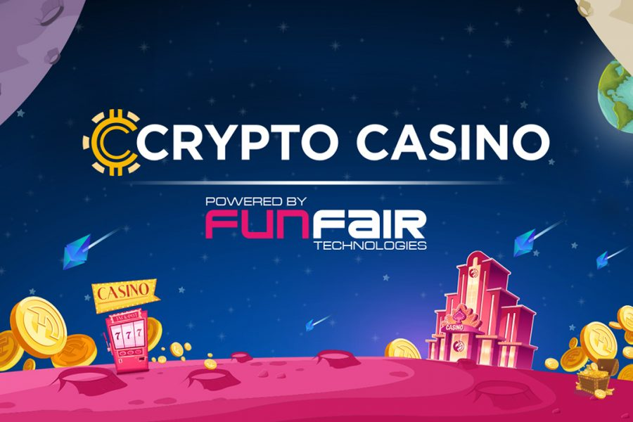 The FunFair Blockchain Platform Now Hosts CryptoCasino.com