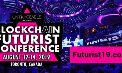 The Future is Blockchain: Untraceable brings back the Blockchain Futurist Conference