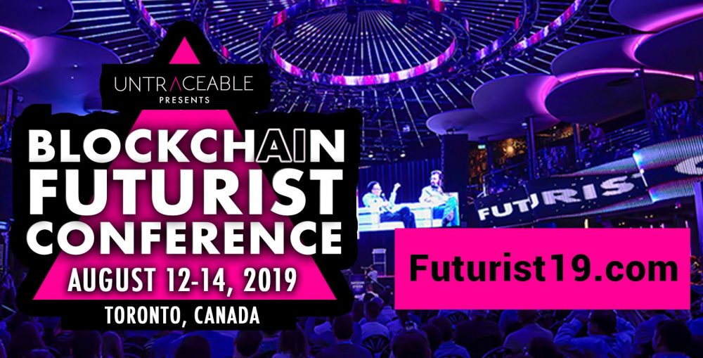 The Future is Blockchain: Untraceable brings back the Blockchain Futurist Conference