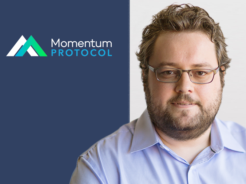 Momentum Protocol announces Juergen Hoebarth joining as CMO
