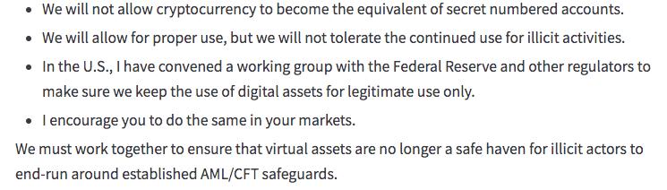 Source: U.S Department of Treasury