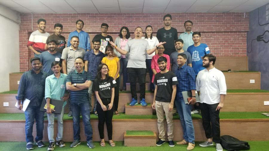 Second Day of Hackathon @ India Dapp Fest – Blockchain Talent Hunt To Ensure on a Winning Pitch