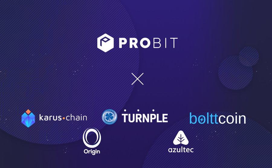 Highly accomplished IEO veteran ProBit Exchange continues to take the IEO scene by storm with an ever-expanding list of global projects