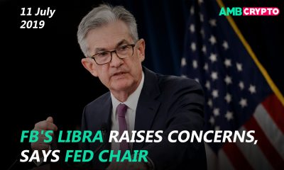 FB's Libra raises concerns: Fed Chair, US SEC approves Blockstack Token Offering, and more