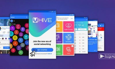 Is This the Next Facebook? UK Social Network UHive Enters the Field with its Own Digital Currency, Receives $2.3 Million Funding.