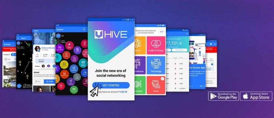 Is This the Next Facebook? UK Social Network UHive Enters the Field with its Own Digital Currency, Receives $2.3 Million Funding