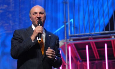 Shark Tank's Mr. Wonderful is positive about Libra and long on Facebook; here's why