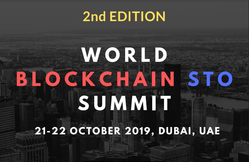 World Blockchain STO Summit - 2nd Edition