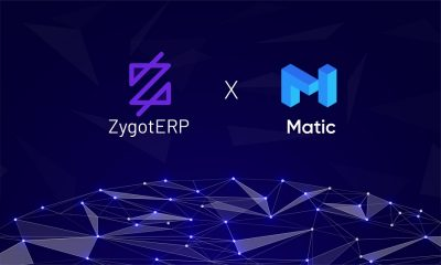 Zygot joins forces with Matic Network to assure a secure P2P invoice exchange and more