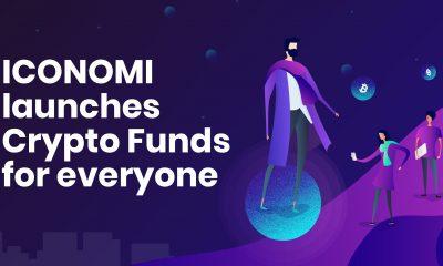 ICONOMI Crypto Funds for Everyone. One Account. Single Click Rebalances.