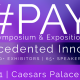 #PAY Symposium & Exposition is being staged at Caesars Palace, Las Vegas