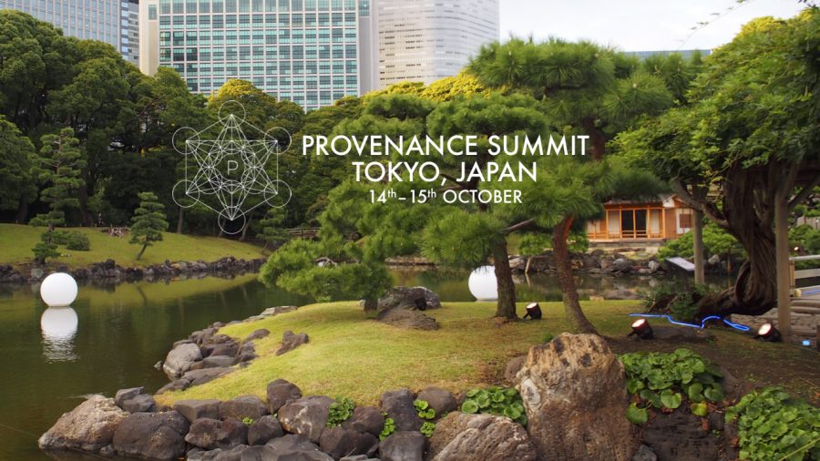 Provenance Summit 14th-15th October 2019