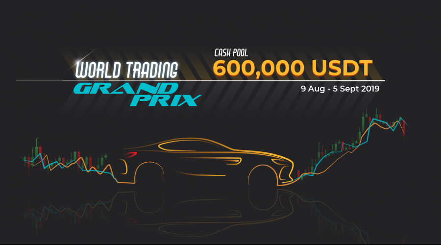 World's largest crypto trading competition announces 600,000 USDT prize pool