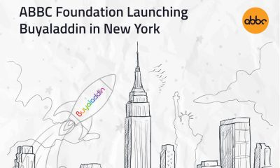ABBC Foundation announces launch of Buyaladdin in New York