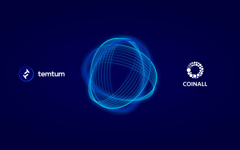 temtum set to launch in partnership with CoinAll Super Project